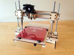 Printerbot 3D printer. This is the only thing on my Christmas list. http://printrbot.com/shop/plus/  or view demo videos on YouTube, like this: http://www.youtube.com/watch?v=XocX0DJSDu0