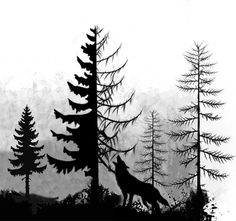 Forest Forearm Tattoo, Forearm Tattoos, Arm Band Tattoo, Body Art Tattoos, Sleeve Tattoos, Dark Forest Tattoo, Forest Tattoo Sleeve, Tree Tattoo Designs, Design Tattoo