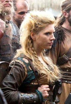 Lagertha -  I want her hair