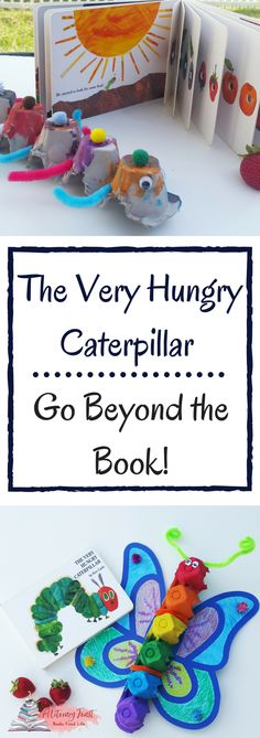 It's a favorite of kids and parents for good reasons. Go beyond the book The Very Hungry Caterpillar with a fun craft and easy recipe. Free printables included!