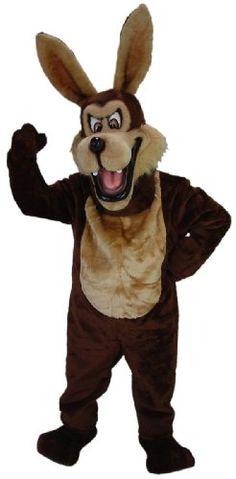 Mean Coyote Mascot Costume MaskUS Costumes http://www.amazon.com/dp/B001GWS2XS/ref=cm_sw_r_pi_dp_gGh8vb0H1XKN3