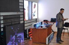 Panel Led, Desk, Furniture, Home Decor, Desktop, Decoration Home, Room Decor, Table Desk, Home Furnishings