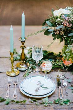 Pretty in Paris Wedding Inspiraton by Josué Bonnefemme | SouthBound Bride