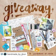 #Repost @handmade_by_jjkun with @repostapp.  Im trying to stay busy in 2016 and this hopefully will mean more Instagram giveaways for everyone!  As always thank you to all the shops followers buyers and supporters: this giveaway is for you! This giveaway is worldwide. Enter as many times before the deadline: Leap Day!! Thats Monday February 29th 2016 (GMT -6/CST). The winner will be picked sometime the next day. For a detailed list (and a bigger photo) of whats in this giveaway please visit…