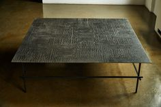 Coffee-table by Gennaro Avallone