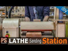 Estación de lijado para mi Torno: Calibradora Parte2 - YouTube