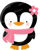 Zenware Designs-Happy Pink Penguin afgelaai