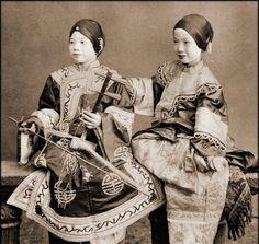 实拍100年前的中国,99%的人没有看过,很震撼!