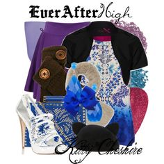 """Ever After High : Kitty Cheshire"" by missm26 on Polyvore"