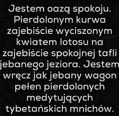 XD Mood Quotes, Poetry Quotes, Life Quotes, Stupid Texts, Polish Memes, Sad Life, The Villain, Wtf Funny, Funny Photos