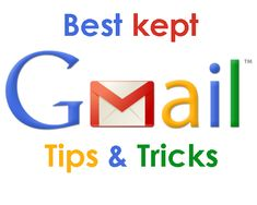 How to better organize your Gmail.  4 Gmail tips to improve your life.