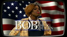 Bob the drag queen is running for president Vine Logo, Bob The Drag Queen, Logo Tv, Ab Fab, Rupaul Drag, Running For President, Season 8, Golden Girls, Mind Blown