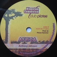 """Anthony Johnson - Africa: buy 10"""", Ltd, Pol at Discogs"""