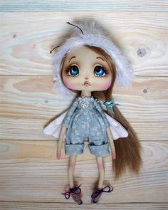 Кукла-стрекоза