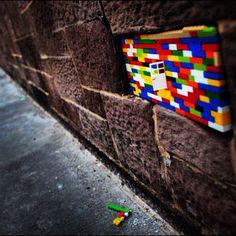 Jan Vormann Lego NYC