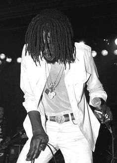 *Peter Tosh* Volkshaus, Zürich,  June 10, 1979. More fantastic pictures and videos of *The Wailers* on: https://de.pinterest.com/ReggaeHeart/ ©Ueli Frey/ drjazz.ch
