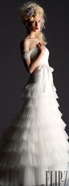 Cymbeline Bridal SS 2014
