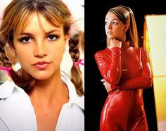 early 2000s halloween costumes popsugar love sex - Britney Spears Red Jumpsuit Halloween Costume