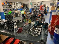 Motorcycle Garage, Home Appliances, House Appliances, Appliances
