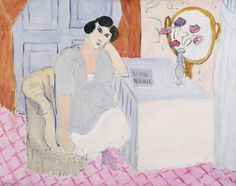 Henri Matisse (1869-1954), The Inattentive Reader, 1919, Oil on canvas