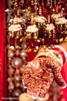 Bride getting ready in Westin Jersey City. featured in Maharani Weddings. Mehndi Photo, Bride Getting Ready, Punjabi Wedding, Best Wedding Photographers, Indian Dresses, Beautiful Bride, Jersey City, Holiday Decor, Desi
