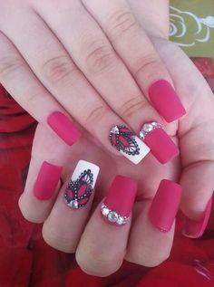 Nails, Beauty, Nail, Finger Nails, Ongles, Beauty Illustration, Nail Manicure