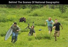 Funny Memes - national geographic. that would suck so hard to be the slow one....