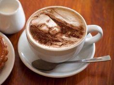 Thorin coffee art