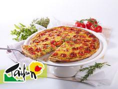 Vegane Tomaten-Quiche #vegan #Taifun #Alnatura #SuperNaturMarkt #Brunch