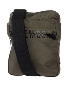 BIKKEMBERGS Across-Body Bag. #bikkembergs #bags #shoulder bags #hand bags #polyester #