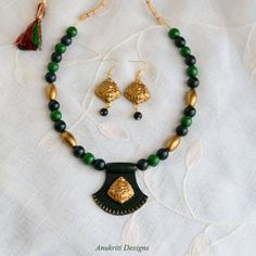 Indian jewelry  Statement jewelry  Ethnic by AnukritiDesigns