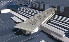Stazione Tiburtina - Studio ABDR - Cerca con Google