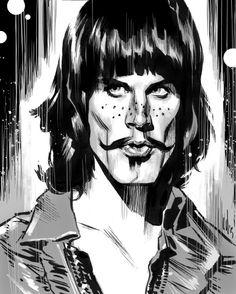 Chris Wahl Art: Eric Nally from Foxy Shazam