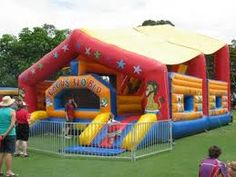 Jumping Castle- Entertainment for the kids