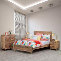 Harbour Queen Bedroom Suite - MacLeods Furniture Court