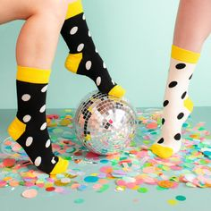 Dotty Socks  by Odd
