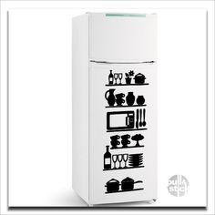 Prateleiras de geladeira