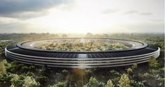 What Apple's and Google's Headquarters Plans Reveal About Their Cultures