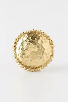 Gleam Theory Knob - Anthropologie.com    would be amazing on a glossy white dresser.