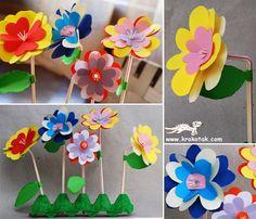 como fazer flores de papel para, passo a passo de como fazer flor com papel   Vamos reutilizar o papel que está acumulado em sua casa e faze...