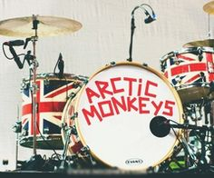 Some of my favourite things, Union Jack and Arctic Monkeys! Arctic Monkeys, Alex Turner, Union Jack, Rock Bands, Good Music, My Music, Indie, Matt Helders, Monkey 3
