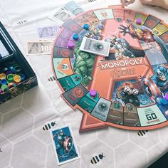 Games afternoon
