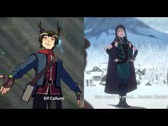 Shadow Powers, Rayla Dragon Prince, Dragon Prince Season 3, Rayla X Callum, Old Disney Channel, Jiraiya Y Naruto, Dragon Princess, Avatar Airbender, Cartoon Crossovers