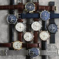 9c4062f4e 21 beste afbeeldingen van William L. 1985 Horloges in 2017 - Fashion ...