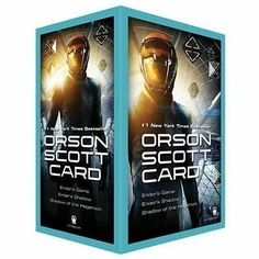 Booktopia has Ender's Game Boxed Set I, Ender's Game, Ender's Shadow, Shadow of the Hegemon by Orson Scott Card. Buy a discounted Multi-Copy Pack of Ender's Game Boxed Set I online from Australia's leading online bookstore. Ender's Game Movie, Speaker For The Dead, Child Genius, Orson Scott Card, Alien Invasion, Alien Races, Great Books To Read, Games Box