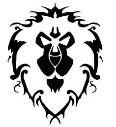 Warcraft Alliance Logo Vector Wow Alliance Kk Logos In