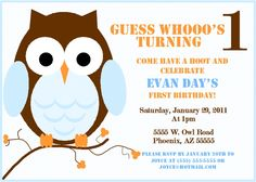 The Sugar Bee Bungalow: {Party Bee} Owl Themed First Birthday Party