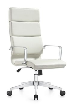 14 best white leather office chair images white leather office rh pinterest com  how to clean a white faux leather sofa
