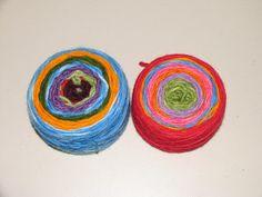 Crafty Desires: Gradient Dyeing done my way