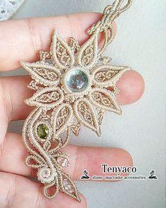 Macrame jewelry festival